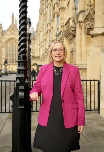 Pink Jacket Westminster